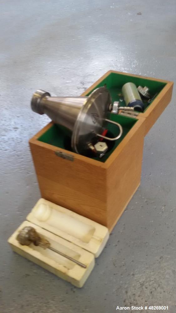 Used- GEA Niro Mobile Minor Spray Dryer