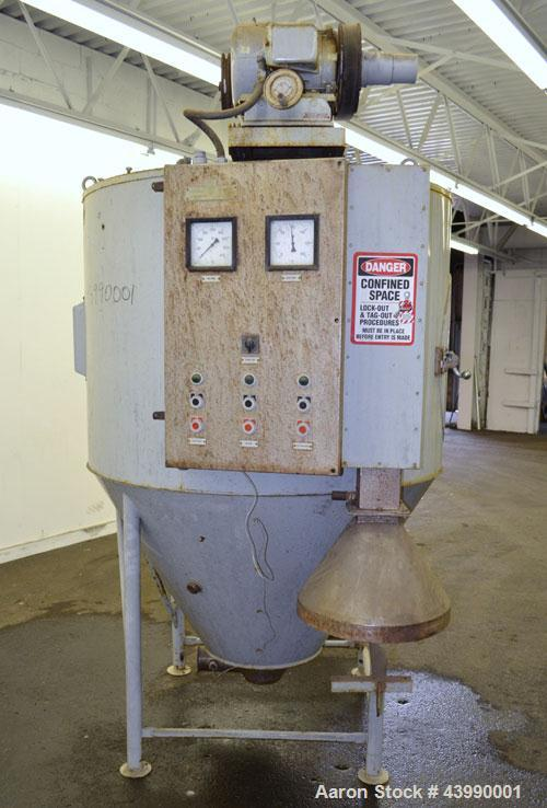 "Used- Niro Production Minor Spray Dryer, Model 1. 304 Stainless steel chamber 48"" diameter x 30"" straight side x 40"" cone. G..."
