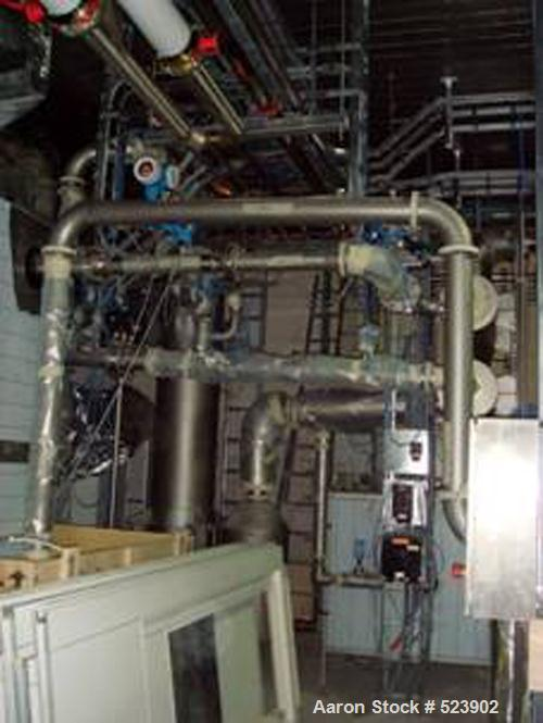 Unused-UNUSED: Niro spray drying chamber system. Drying chamber type PSD-3N,316 stainless steel, cylinder internally, diamet...