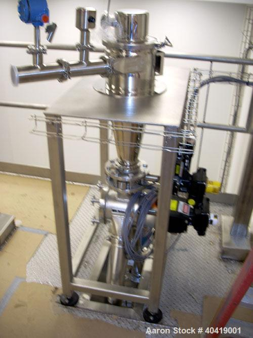 Used-Niro Pharma spray dryer, model PSD-4, all stainless steel construction. The dryer is rated for 62 Kilos/ hour - 30% Sol...