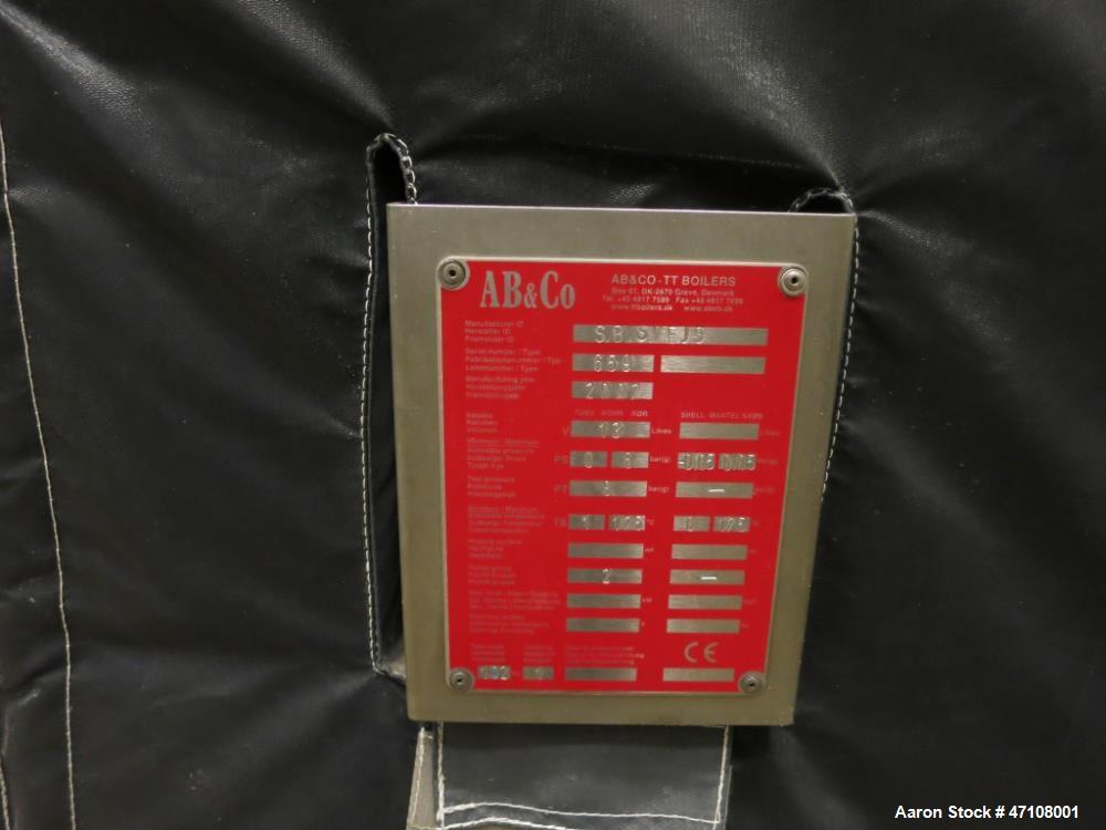 Used- Niro Spray Dryer, Type SD 12.5 R/N.