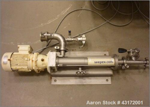 Used-Niro Spray Dryer, Type VSD 12.5 R/N. Material of construction is AISI 316 stainless steel on product contact parts.AISI...