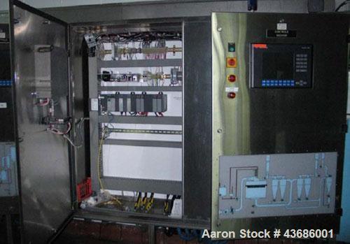 Used- Paasch Silkeborg Spray Dryer