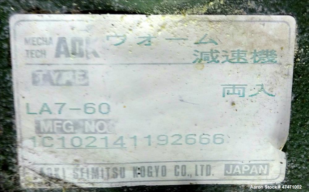 Used- PTX Pentronix Multi-Sprayer, Roto-Clean 9515.