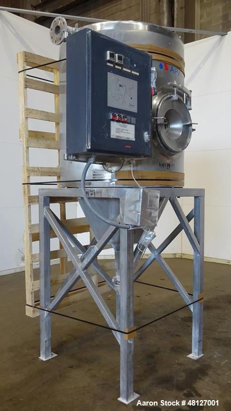 Used- APV Pilot Spray Dryer, Model PSD 52, 316 Stainless Steel.