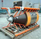 """Used- APV Anhydro Electrically Heated """"Compact"""" Spray Dryer, 316 stainless steel . 49"""