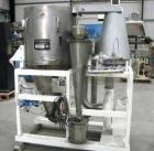 "Used- Bowen Lab Type Spray Dryer. Conical Type, 30"" diameter, 316 stainless steel. Evaporation rate 7-36kg/hr. Temp range 0-..."