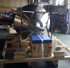 Used- Niro Production Minor Spray Dryer, Size: 1.2 meter x .8 meter (3.94' diameter x 31.5