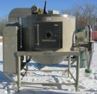 Used- Ohkawara style Spray Dryer, 304 stainless steel. Electrically heated chamber 63