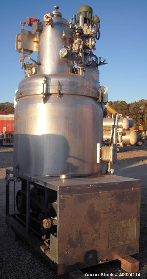 Used- 1600 Liter Guedu Mixer/Dryer