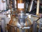 Used-Cogeim Hastelloy Pan Dryer, Model D-571