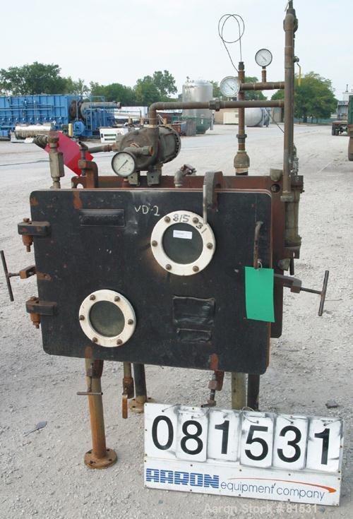 USED: Stokes Vacuum Shelf Dryer, Model 338B-3