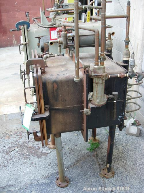 USED: Stokes Vacuum Shelf Dryer, Model 338B-3