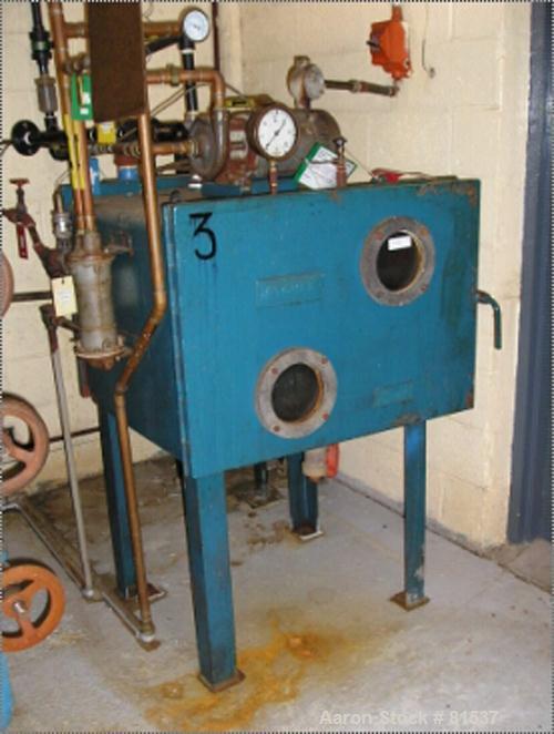 Used- Stokes Vacuum Shelf Dryer, Model 338B-3