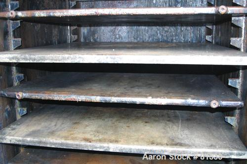 Used- Stokes Vacuum Shelf Dryer