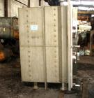 Used- United McGill Vacuum Shelf Dryer. Model 11F.  Approximately 224.40 square feet. Chamber 60