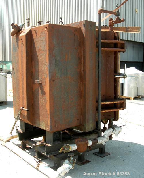 Used- United McGill Vacuum Shelf Dryer