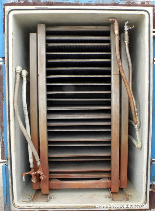 Used- Vacudyne Shelf Dryer