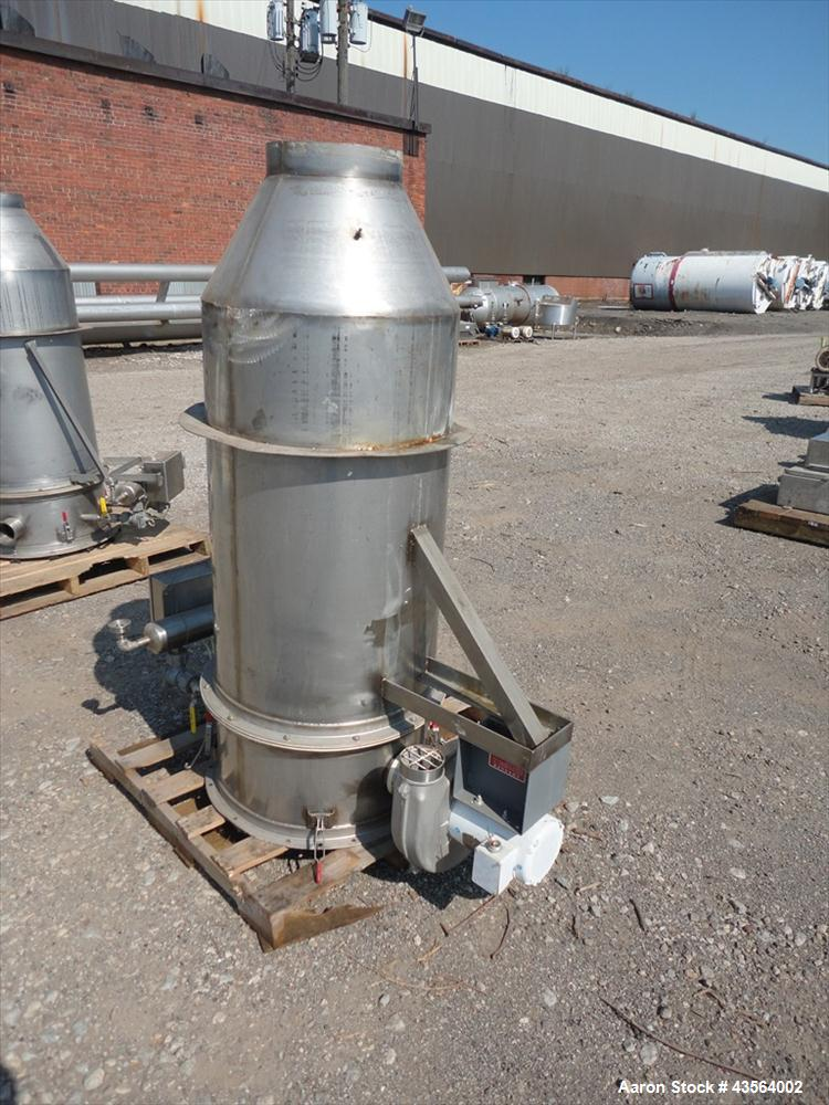 Used- Bin Vent Dust Collector