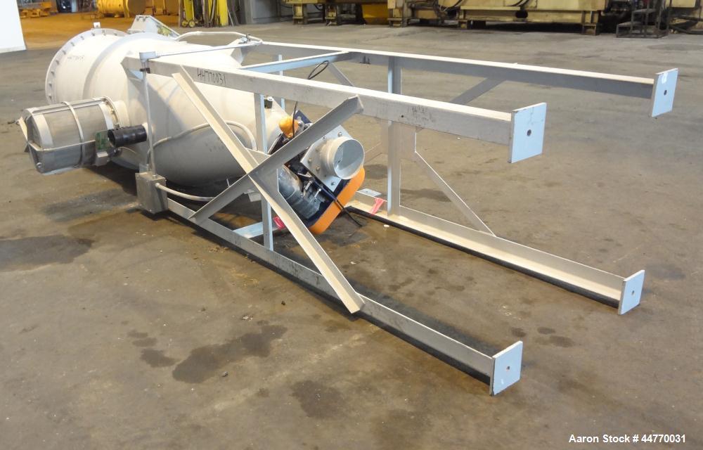 Used- Carbon Steel Amtec Engineering Cartridge Type Pulse Jet Dust Collector