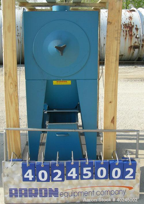 Used: Airflow Systems Inc Torit type cartridge type dust collector, model DCH-2, approximate 300 square feet filter area, 12...