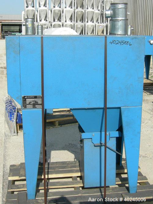 Used: Airflow Systems Inc Torit type cartridge type dust collector, model DCH-2, approximate 300 square foot filter area, 12...