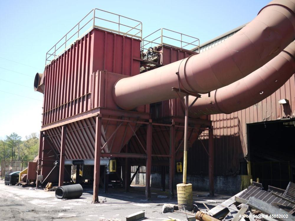 Used- Amerex RP Pulse Type Dust Collector, Model 12-690.