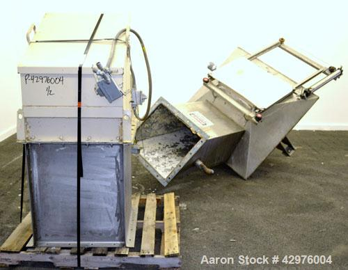 Used- DCE Dalmatic Insertable Bin Vent Dust Collector, Model DLMV4/7F1
