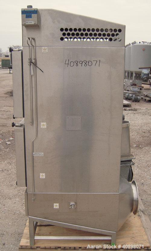 Used- Stainless Steel Extract Technology 2 Stage HEPA Filter