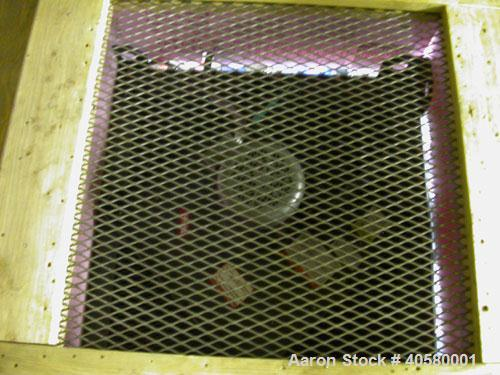 Used-Farr dust collection module. Farr Gold Series AQM module with 4 PTS cartridges, 1700 square feet of media per module, T...