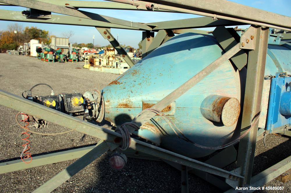 Used- Flex-Kleen Pulse Jet Dust Collector, Model 100-CTT-C32III