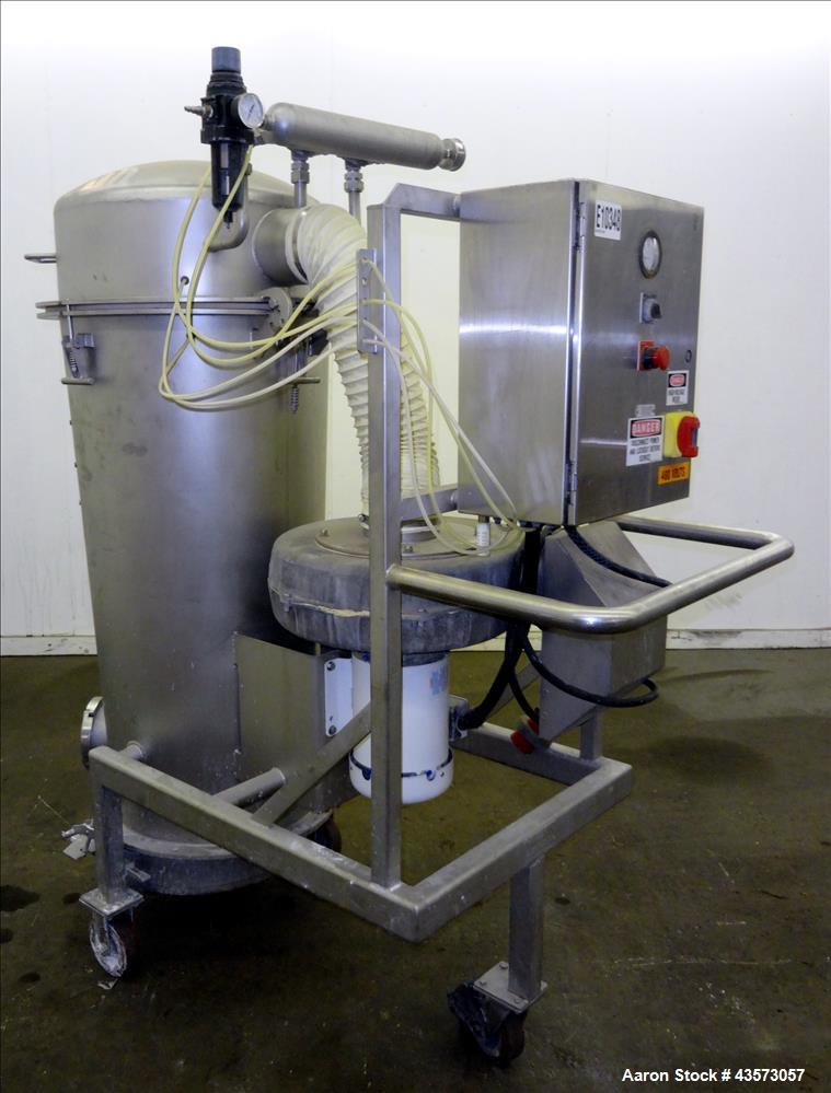 Used- Marchant Schmidt Portable Sanitary Dust Collection System