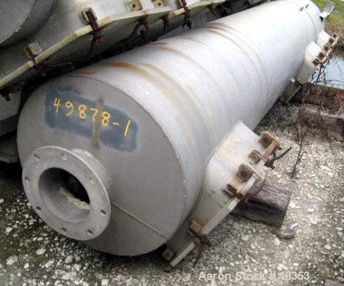 Used- Aluminum Fuller Dust Collector