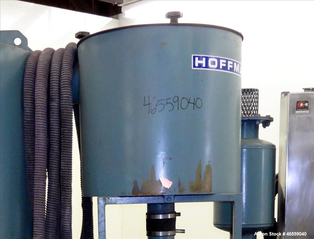 Used- Hoffman Portable Industrial Vacuum Sump Cleaning System
