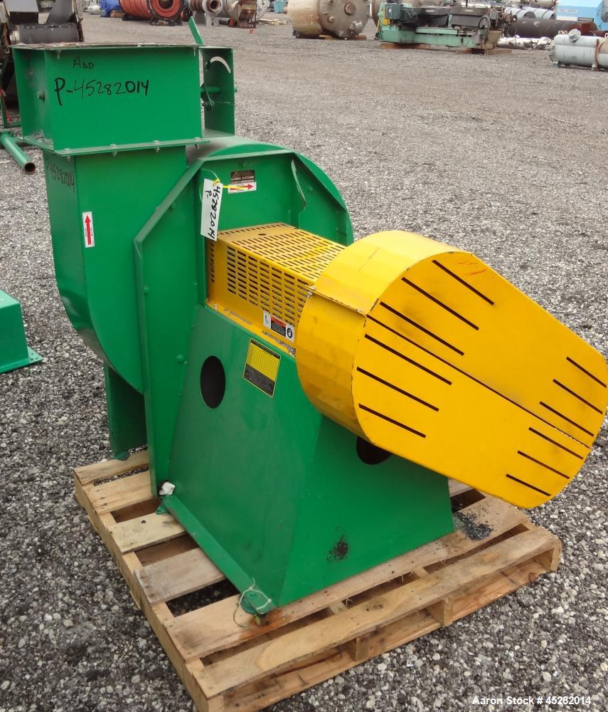 Used- Kice Industries VR Venturi Pulse Jet Dust Collector, Model VS60-6W