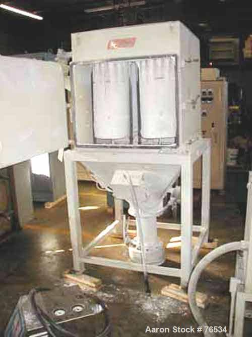 Used- LR Systems Vacuum Filter Chamber, Model LR2004