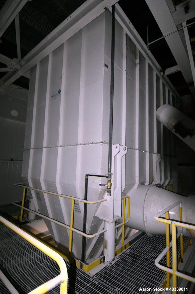 Used- MAC Process Dust Collector, Model 144RPT336.