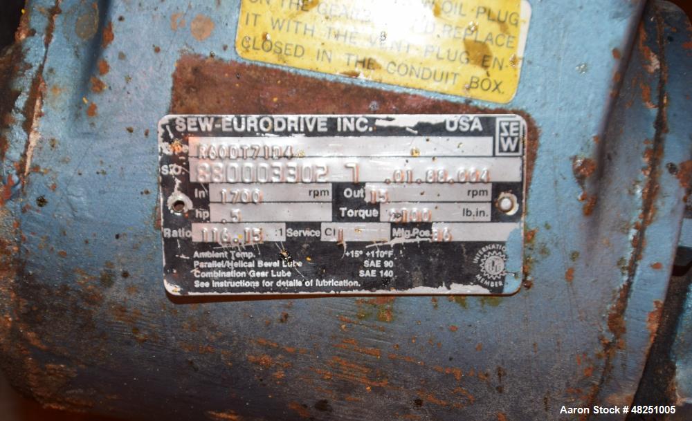 Used- MAC Equipment Model 54AVR14 Pulse Jet Dust Collector