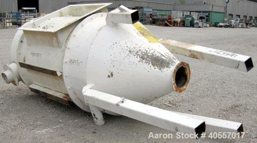 Used- Carbon Steel MAC Pulse Jet Dust Collector