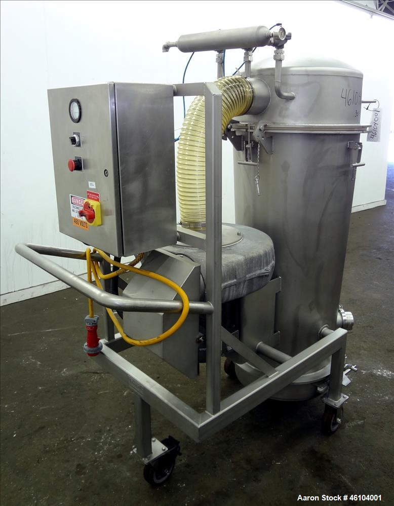 Used- Marchant Schmidt Portable Sanitary Dust Collector System