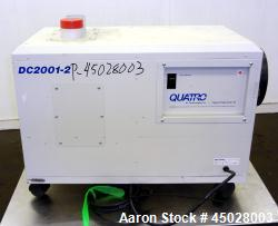Used- Quatro Air Technologies Dust Collector, Model DC2001-2