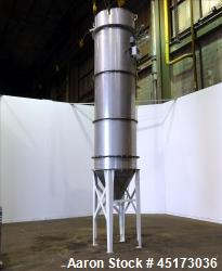 Used- Kice Industries VR Venturi Pulse Jet Dust Collector, Model VR16-10