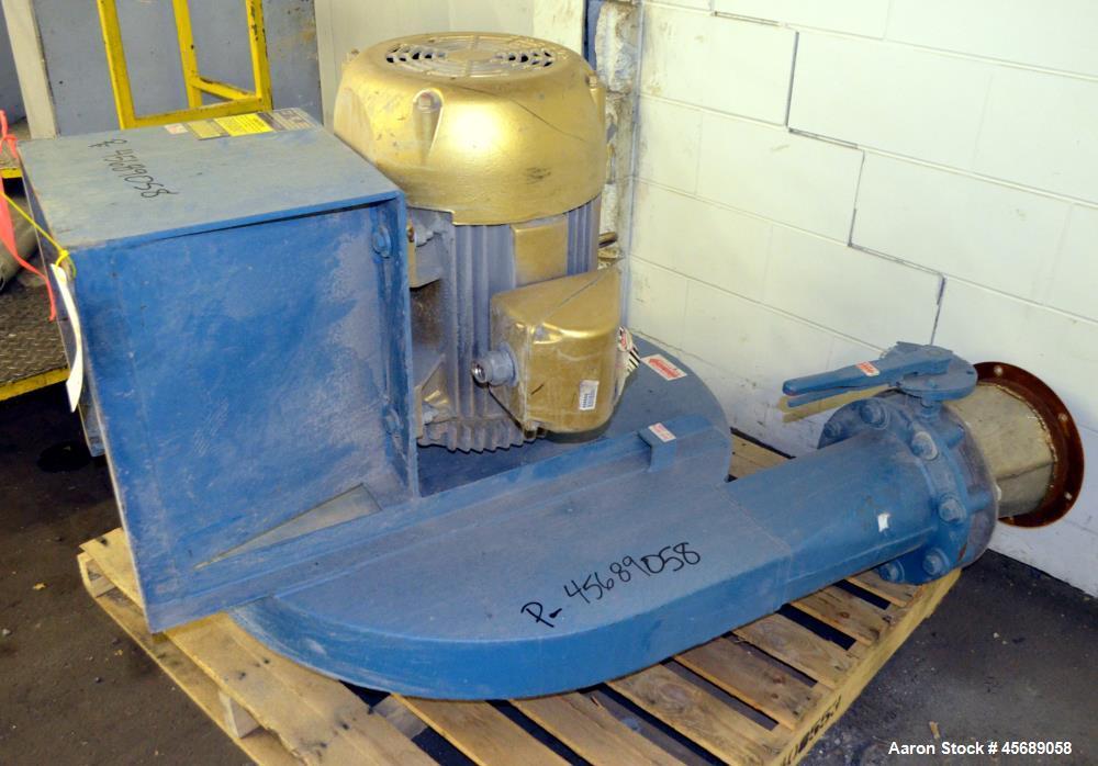 Used- Hosokawa Mikro-Pulsaire Pulse Jet Dust Collector, Model 97-10