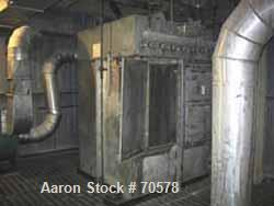 Used- Stainless Steel Pulse Jet Dust Collector