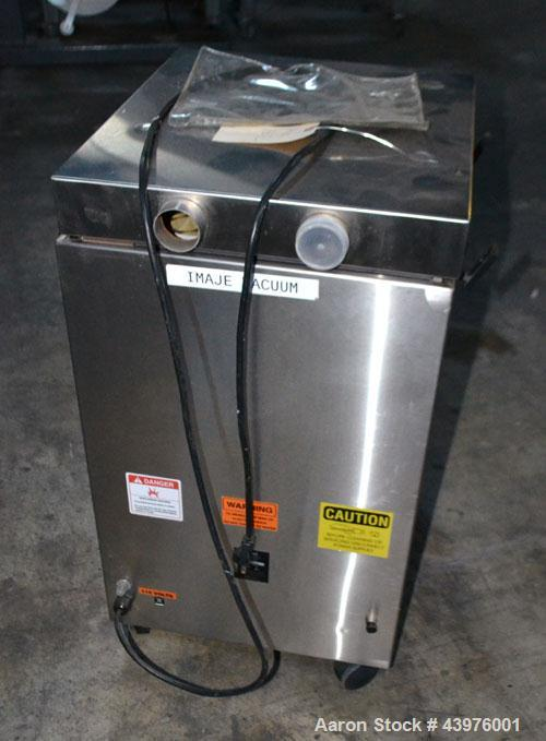 Used- OK International Lab Fume Extraction Filter Cabinet, Model FX-2320XX