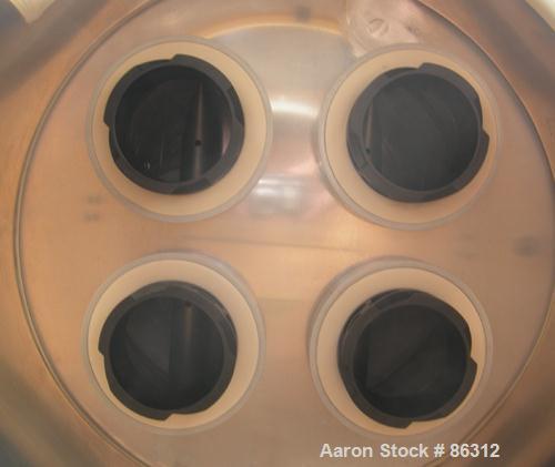 Unused-UNUSED: Reimelt bin vent dust collector, model Jet Filter, stainless steel. Approx 12 square feet filter area. Housin...