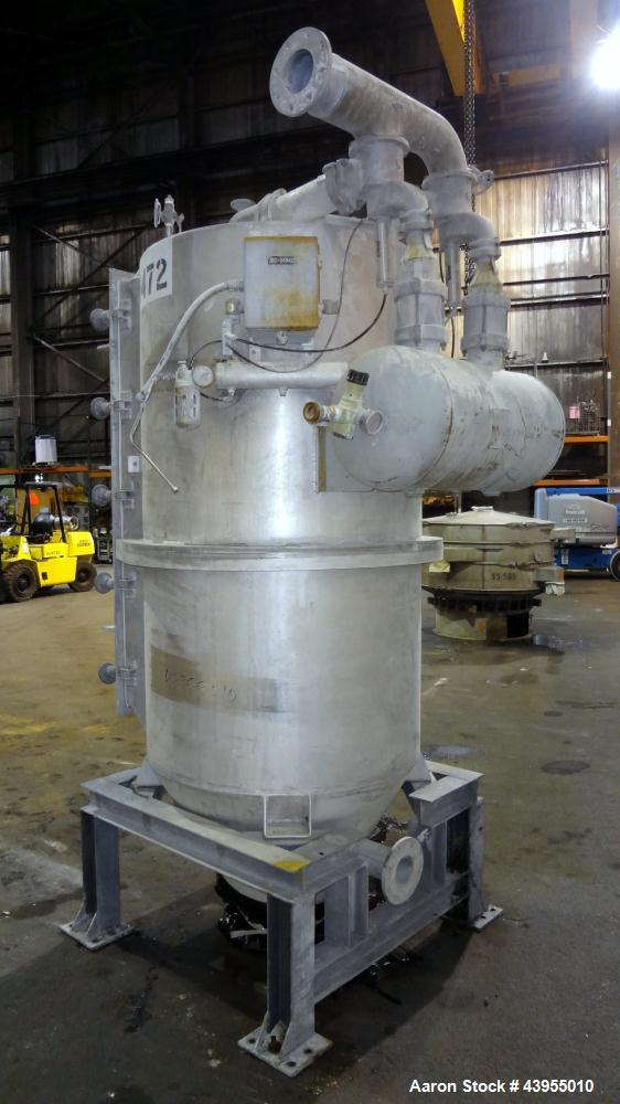Used- Semco Pulse Jet Dust Collector, Model CBVF-155