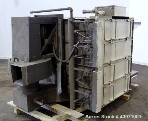 Used- Carbon Steel W.W. Sly Envelope Type Industrial Dust Collector