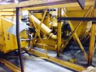 Used- HiVac System, Model 475 , Heavy Duty Industrial Vacuum Loader. 75 hp. 1.5 cubic yard (1.15 cu. m.) capacity main mater...