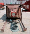 Used- Carbon Steel Hosokawa Mikro-Pulsaire Pulse Jet Dust Collector, Model 64S